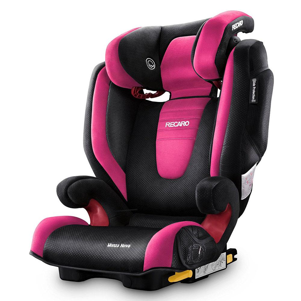recaro monza nova 2 seatfix 瑞凯威莫扎特2代儿童汽车安全座椅 3岁