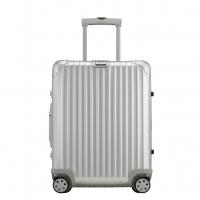(包邮包税)德国直邮 RIMOWA日默瓦TOPAS镁铝合金经典银色系列旅行箱 4...