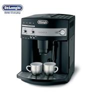 (包邮包税)德国直邮 DeLonghi Magnifica德龙全自动意式咖啡机 现磨咖啡机 1.8L 黑色 ESAM 3000.B