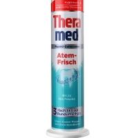 【保税直发】 泰瑞美Theramed 汉高施华蔻按压立式牙膏100ml 绿色口气清新型