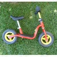 德国制造原装进口 PUKY儿童平衡车/学步车/滑行自行车 LR 1L 热烈红
