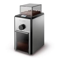 (包邮包税)德国直邮 德龙Delonghi KG89 磨豆机 家用 电动 不锈钢 粗细调节 咖啡研磨机