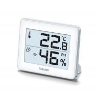 德国直邮 博雅beurer 电子温湿计 HM16 高精度家用 温度计