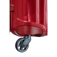 德国直邮 Samsonite新秀丽Cosmolite系列 贝壳行李箱/拉杆箱 Rot 红色 94L/28寸 75x 51x 31cm 73351-1726