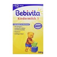德国直邮 德国贝维他Bebivita婴幼儿配方奶粉 成长1+段 500g 适合1...