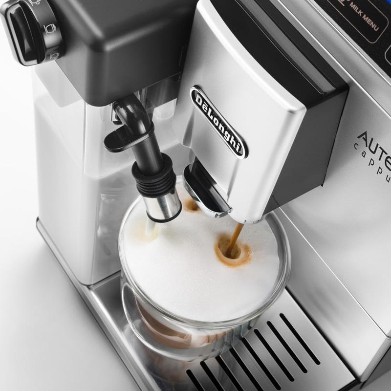 De'Longhi 德龙 Autentica臻系列 ETAM29.660.SB 全自动咖啡机新低3264元(天猫双11价9900元)