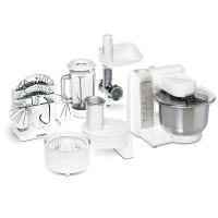 德国直邮 Bosch博世MUM4880全能厨师机套装 料理机和面机600W 4档...