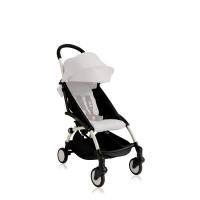 德国直邮 Babyzen yoyo婴儿推车车架 6个月以上 白色  Kinderwagen weiß