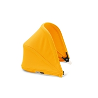 德国直邮 Bugaboo bee5 遮阳蓬 推车配件 黄色 yellow 500227SY01