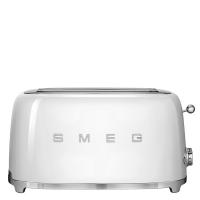 德国直邮 斯麦格SMEG烘烤面包机(4片型) 意大利贵族家庭厨房电器的标准 白色...