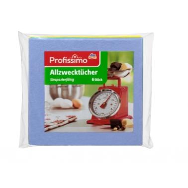德国 DM超市热销同款 dm超市Profissimo洗碗布百洁布 6片装