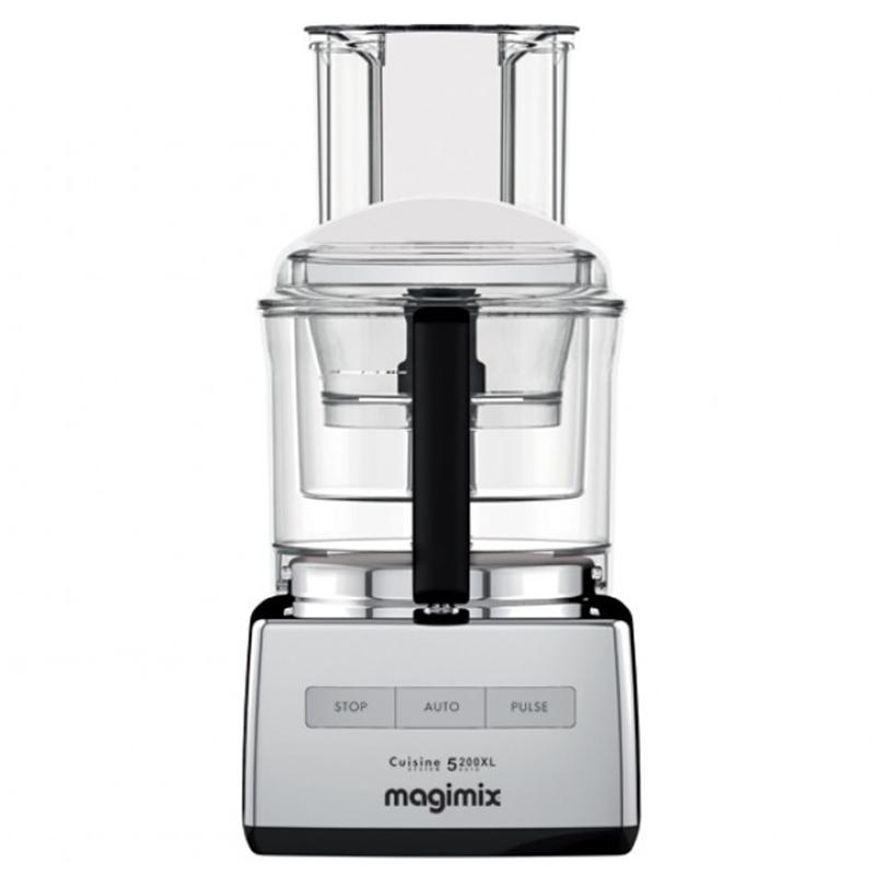 法国产 Magimix大型搅拌机料理机和面机榨汁机 5200XL银色
