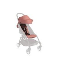 德国直邮 Babyzen yoyo婴儿推车车篷 6个月以上 包邮 藕粉色Text...