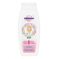 德国直邮 哈罗闪儿童沐浴露洗发水和护发三合一 250ml