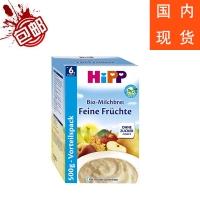 【国内现货】 德国喜宝Hipp有机谷物多种水果高钙米粉 适合6个月以上宝宝 50...