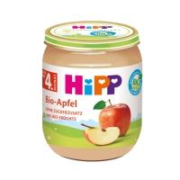 国内现货 德国喜宝Hipp有机免敏苹果泥 适合4个月以上宝宝 125g