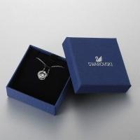(包邮包税)德国直邮 施华洛世奇Swarovski跳动的心 白色水晶项链 5286137