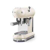 德国直邮 意大利 Smeg ECF01 Espresso 咖啡机 可打奶泡 奶白...
