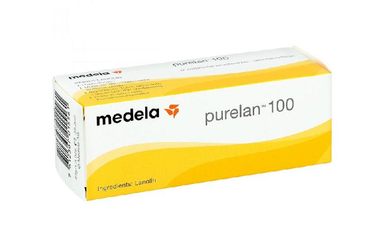 保税直发 美德乐护乳膏乳头膏 羊脂膏 MEDELA PureLan 37g装