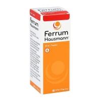 德国直邮 Ferrum-Hausmann 德国婴儿孕妇天然补铁补血口服液 30m...