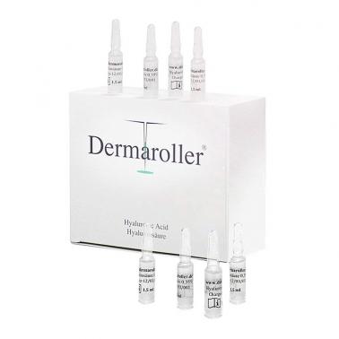 【包邮包税】德国直邮  Dermaroller 玻尿酸精华原液30*1.5mL