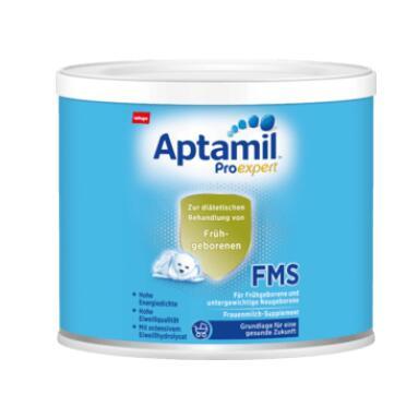 德国直邮 爱他美Aptamil FMS母乳强化剂 早产儿奶粉 200g