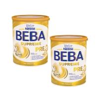 德国直邮 雀巢Nestle BEBA婴幼儿奶粉至尊版pre段  适用0-3个月