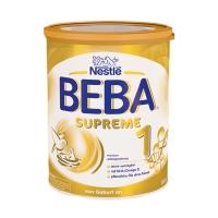 德国直邮 雀巢Nestle BEBA婴幼儿奶粉至尊版  1段 适用0-6个月