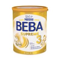 德国直邮 雀巢Nestle BEBA婴幼儿奶粉至尊版 3段 适用10-12个月