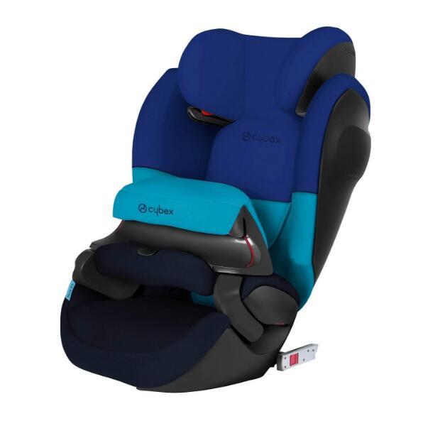 德国直邮 赛百斯Cybex Pallas M-Fix SL Blue Moon安全座椅 蓝色