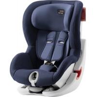 德国直邮 Britax Römer KING II 百代适 儿童汽车座椅 蓝色