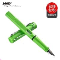 保税直发 德国LAMY Safari凌美狩猎者钢笔 苹果绿 F尖 1231342