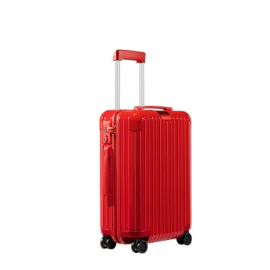 德国直邮 RIMOWA日默瓦 ESSENTIAL Cabin 20寸 亮红色 登机箱 行李箱拉杆箱 832.52.65.4