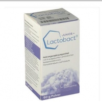 德国直邮 Lactobact 儿童浓缩益生菌粉 60粒浓缩LGG益生菌