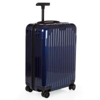 德国RIMOWA日默瓦登机箱ESSENTI AL LITE旅行箱 26寸  亮蓝色 823.63.60.4