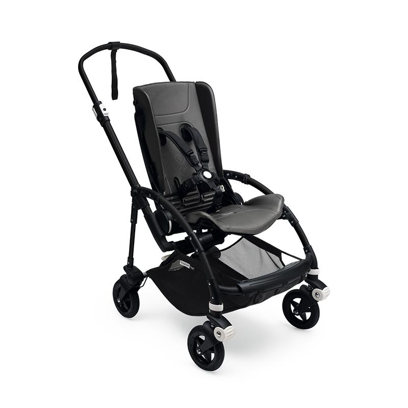 德国直邮Bugaboo Bee5 2019款婴儿推车车架 黑色架 SCHWARZ 500200ZW02