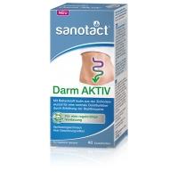 德国直邮 sanotact DarmAKTIV 促进肠动力DarmAKTIV 40粒