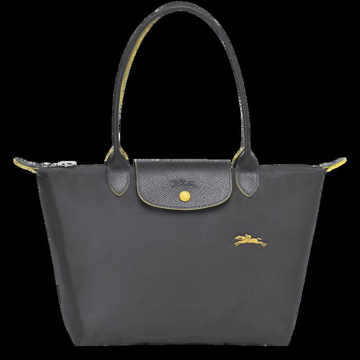 德国直邮 珑骧Longchamp手拎单肩包 LE PLIAGE系列   金属灰 L2605619300