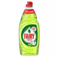 德国直邮 fairy厨房浓缩型洗洁精餐具奶瓶果蔬清洁剂 青柠味 625ml