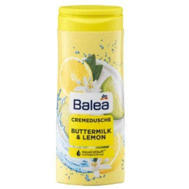 德国 DM超市热销同款 芭乐雅balea沐浴露 黄油青柠味 300ml