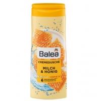 德国直邮 芭乐雅balea沐浴露 蜂蜜牛奶味 300ml
