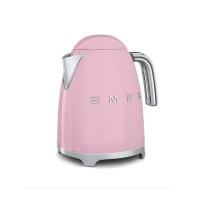 保税直发 SMEG斯麦格可控温式电热水壶 意大利贵族家庭厨房电器的标准 粉色 KLF01PKEU/KLF03PKEU