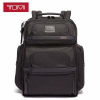 TUMI途明Alpha 3男士双肩包 商务通勤休闲旅行背包电脑包 T-Pass商...