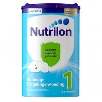 【德国直邮】荷兰本土牛栏 Nutrilon 婴幼儿奶粉 1段 0-6个月 800...