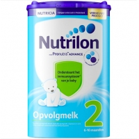 【德国直邮】荷兰本土牛栏 Nutrilon 婴幼儿奶粉 2段 6-10个月 80...