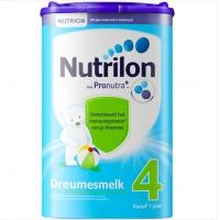 【德国直邮】荷兰本土牛栏 Nutrilon 婴幼儿奶粉 4段 1岁以上 800g
