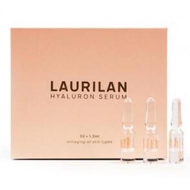 Laurilan 玻尿酸 补水保湿抗皱1.2ml*30支 一盒装