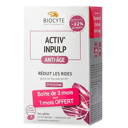 保税直发 Biocyte贝茜抗糖丸 抗氧护肤抗糖化口服提拉肌肤 90粒
