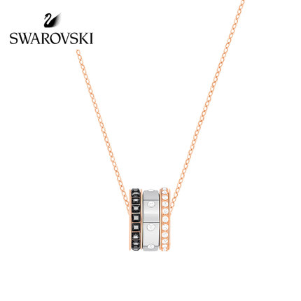【本周上新】保税直发 SWAROVSKI 施华洛世奇HINT 三环转运珠项链 5353666