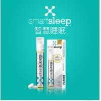 德国直邮 Smartsleep智慧睡眠 咀嚼片+营养液 2支装 提高睡眠质量失眠...